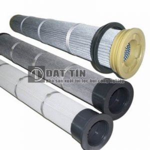 ống lọc bụi dạng xếp