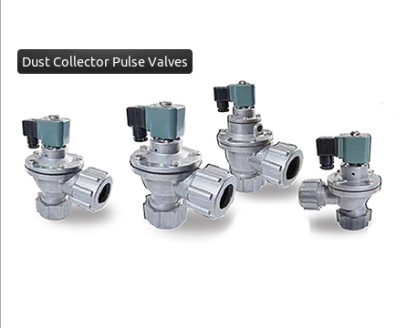 dust-collector-pulse-valves