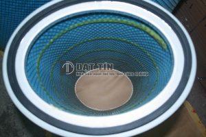 Ống lọc Cartridge hình Oval (hình bầu dục)