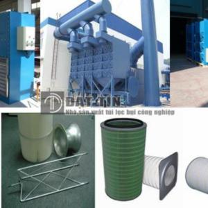 Tổng hợp thông tin về xử lý bụi công nghiệp bằng rọ túi lọc