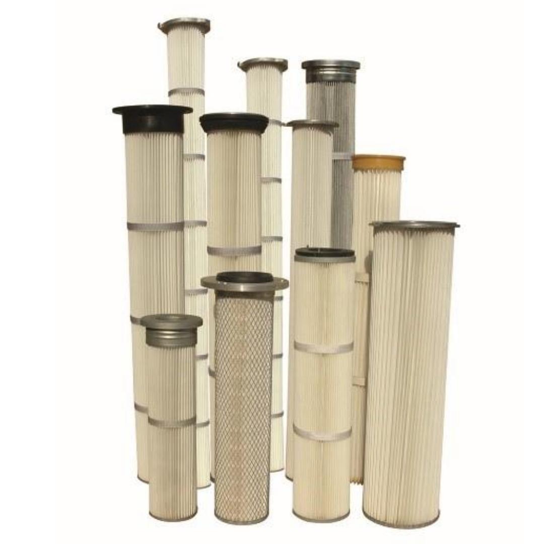 Những lý do khiến ống lọc bụi công nghiệp dạng xếp được ưa dùng