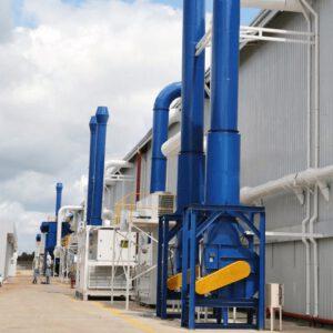 Ngành thép và tầm quan trọng của hệ thống hút bụi công nghiệp