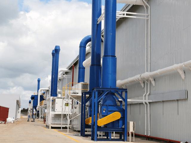 Ưu nhược điểm của hệ thống thu hồi bụi tại nhà máy thép