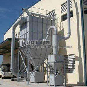 Ứng dụng của hệ thống thu hồi bụi rung giũ khí nén