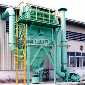 Tổng hợp thông tin về phương pháp xử lý bụi bằng hệ thống thu hồi bụi rung giũ khí nén