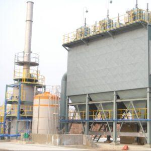 Tổng hợp thông tin về phương pháp xử lý bụi bằng hệ thống lọc tĩnh điện