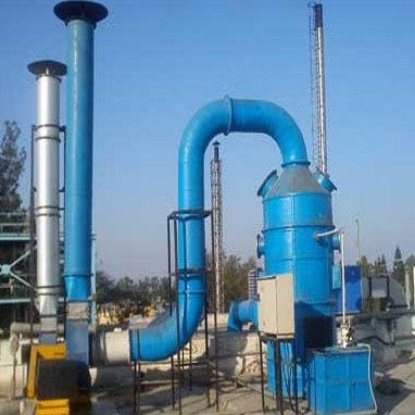 Tổng hợp thông tin về phương pháp xử lý bụi bằng tháp rửa khí