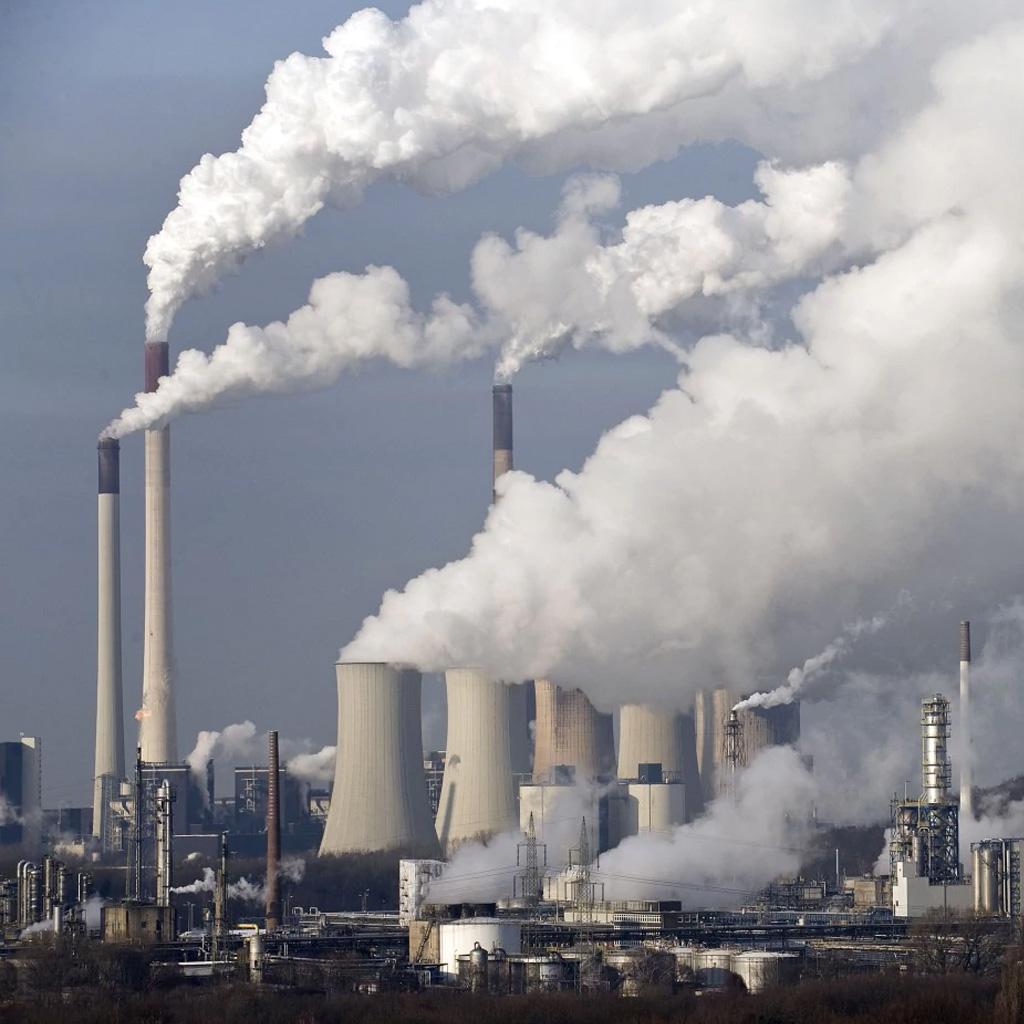 Tác hại của khí thải SO2: