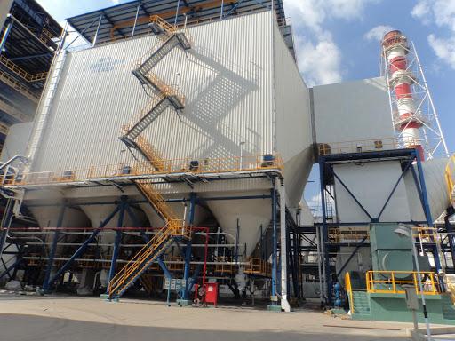 - Xử lý khí thải lò hơi đốt củi bằng phương pháp hấp thụ