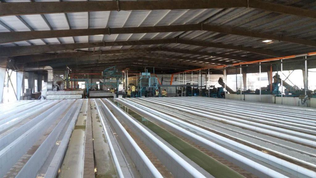 Nhà máy sản xuất cao su