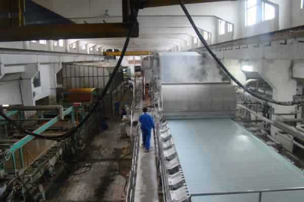 Tác hại của bột giấy đến sức khỏe người lao động