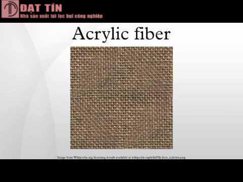 Sợi hữu cơ nhân tạo Acrilan, AC/AC