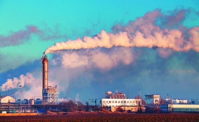 Tình trạng ô nhiễm không khí tại Việt Nam