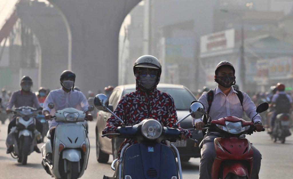 Nguyên nhân gây ra ô nhiễm không khí