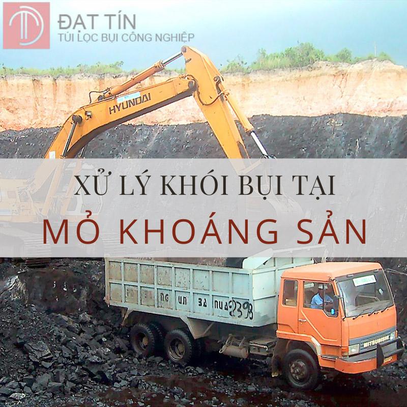 Tìm hiểu hệ thống hút bụi cho ngành khai thác mỏ khoáng sản