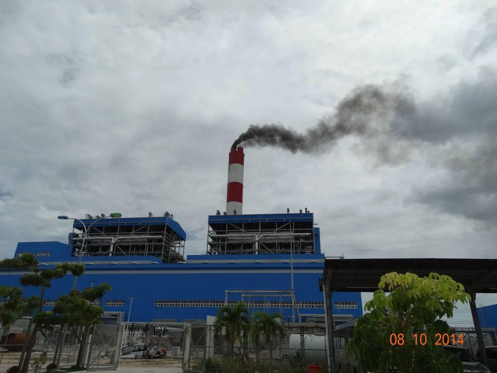 Tác hại của khói bụi tại nhà máy nhiệt điện