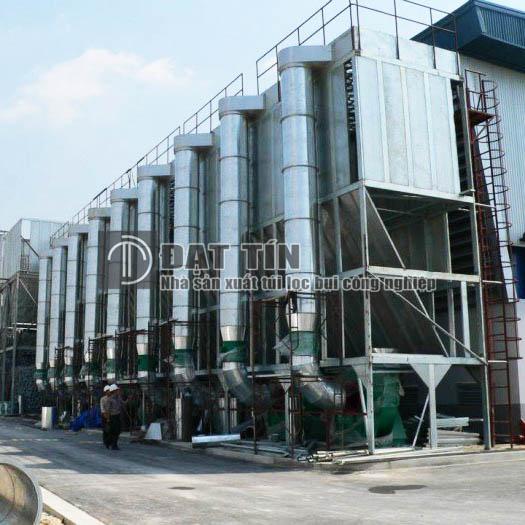 Sự cần thiết của hệ thống lọc bụi nhà máy
