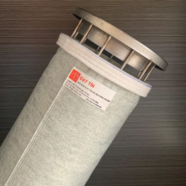 5 ưu việt của túi lọc bụi Nomex trong hệ thống xử lý bụi công nghiệp