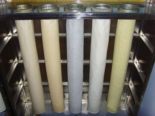 Hệ thống lọc bụi túi vải