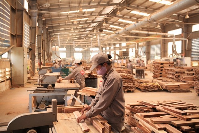 phương pháp lọc bụi gỗ
