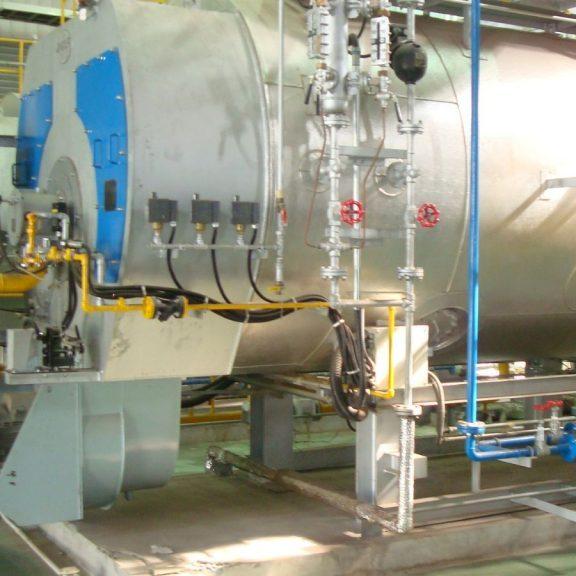 Hệ thống lọc bụi công nghiệp cho lò hơi, lò sấy, lò đốt