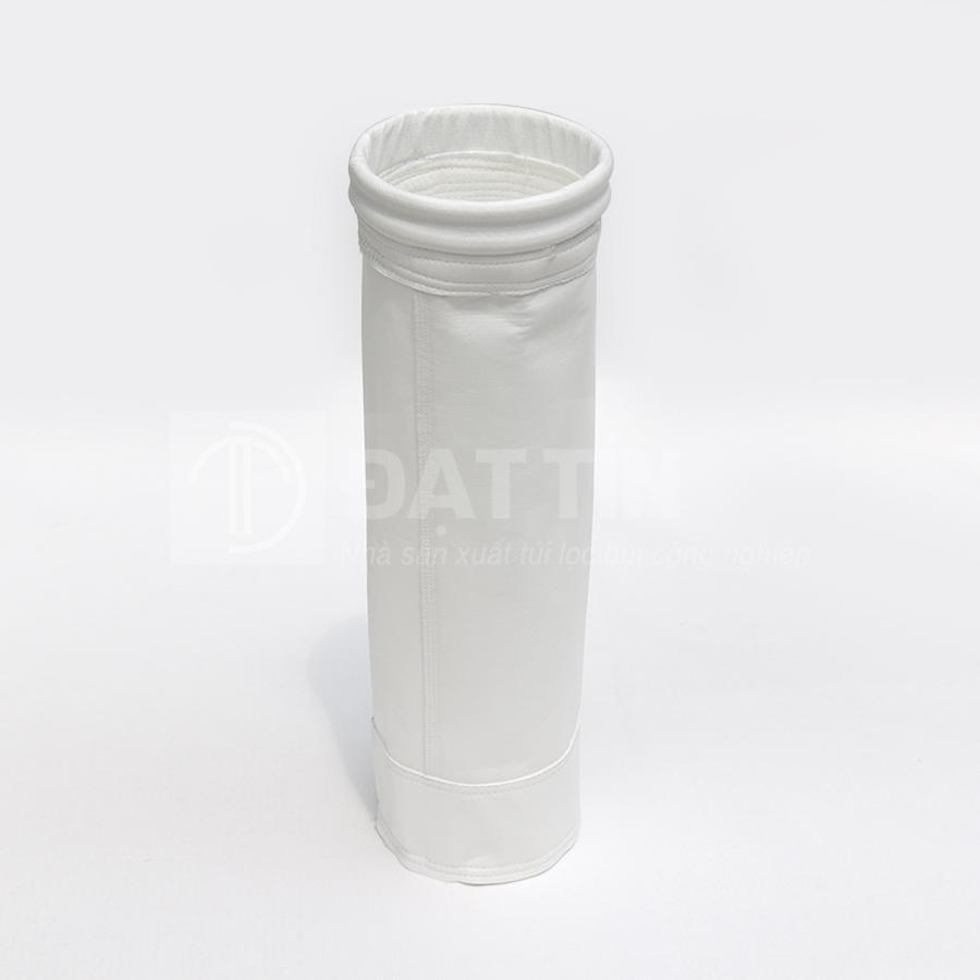 Túi lọc bụi Polyester chống ẩm - Kiểu miệng vòng thép đàn hồi