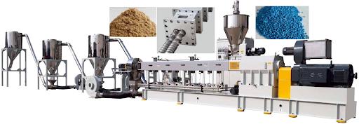 Nhà máy sản xuất hạt nhựa