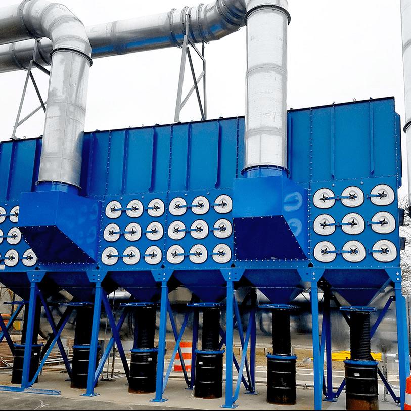 Nhà máy luyện kim nên sử dụng thiết bị lọc khí thải nào?