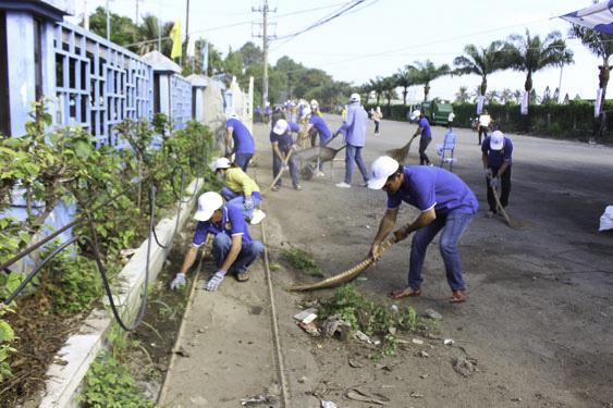giải pháp bảo vệ môi trường làm việc