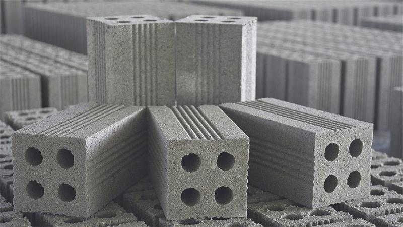 Sử dụng vật liệu xây tường thông minh