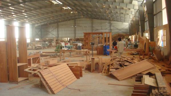 Đề xuất phương án xử lý bụi gỗ
