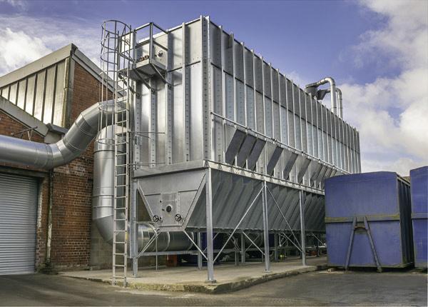 Giải pháp xử lý ô nhiễm không khí tại nhà máy